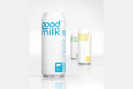 牛奶包装设计