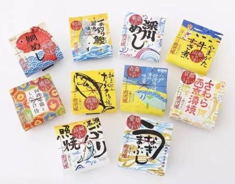 食品纸盒包装设计技巧