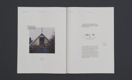 期刊画册设计有什么杰出的特色?