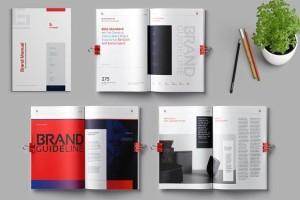 物流公司进行画册设计是否具有实用性