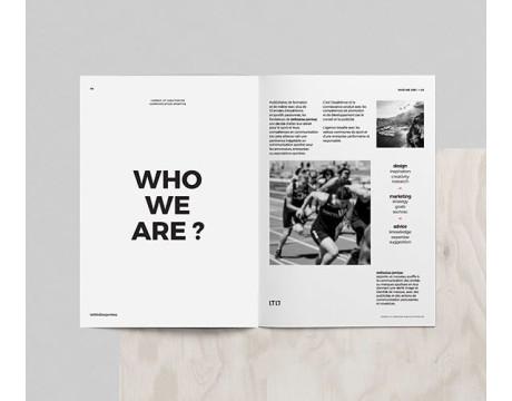 杂志设计并不仅仅只是封面的设计