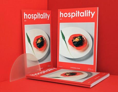 美食目录画册设计欣赏10 Strawberry Street