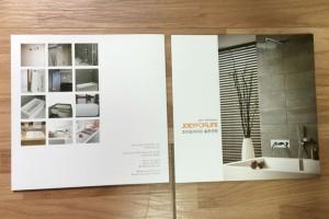 韩国JOEYFORLIFE卫浴品牌画册设计