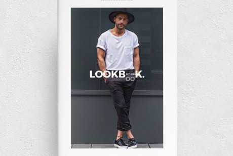 时尚男士服饰画册设计印尼Ahsanjaya Corp服饰画册