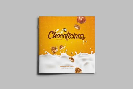甜品目录画册Chocolicious咖啡馆