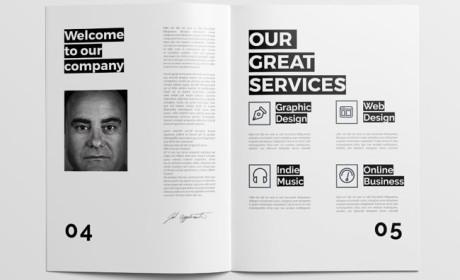 世界化宣传画册设计关键