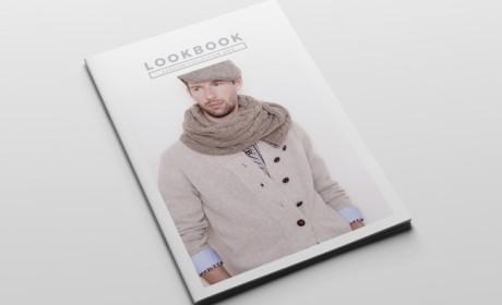 时尚男装画册模版案例分享