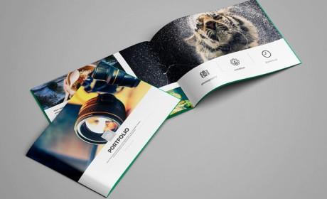 HasanToufiq摄影画册模版设计作品