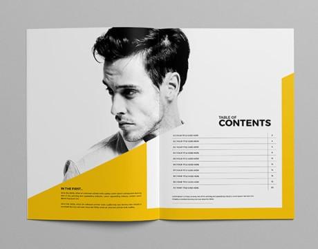 企业宣传册设计要注重哪些方面