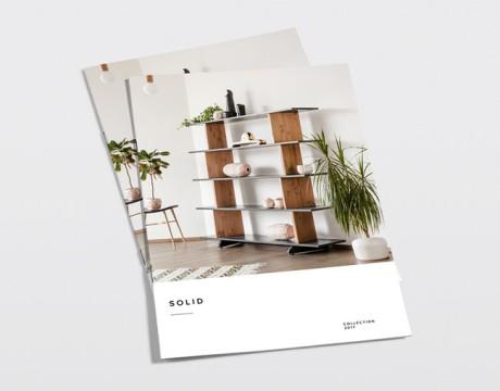 Askala家具品牌目录画册设计
