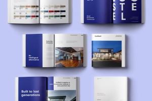 深圳画册设计怎样有用的运用图形元素
