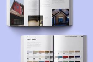 公司宣传画册设计的视觉要素