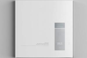 Obje室内设计公司画册设计