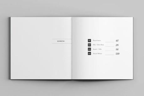 深圳画册设计需求留意哪些细节