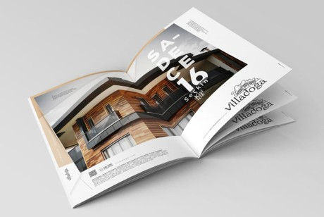 Villadoga住宅楼盘画册设计欣赏
