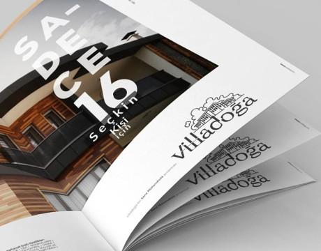 公司画册设计应该包括哪些内容?