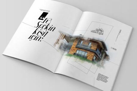 企业画册设计新视角