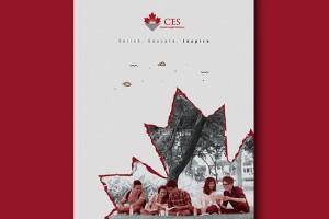 CES英语培训机构画册设计欣赏