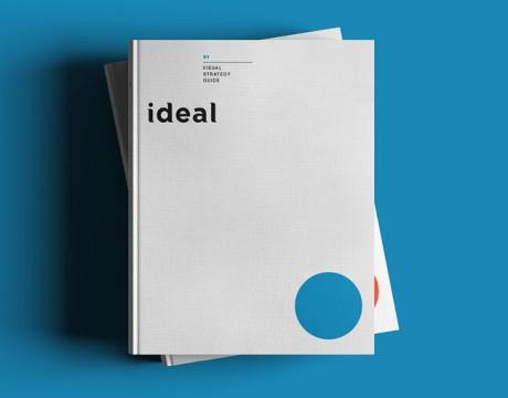 精美的IDEAL品牌画册设计欣赏