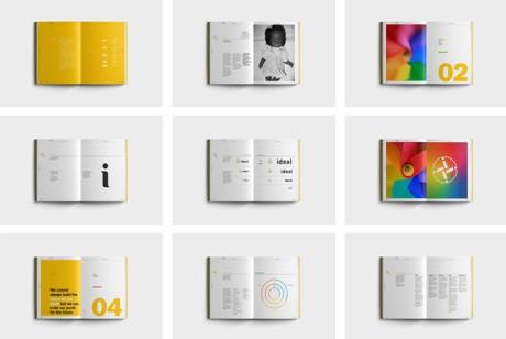 产品目录画册设计怎样促进可读性
