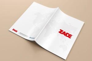 ZADE食品品牌目录画册设计