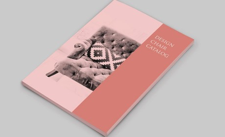 俄罗斯Anna Gusarenko椅子品牌目录画册设计