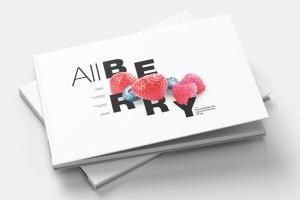 ALLBERRY有机浆果品牌画册设计欣赏