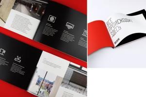 宣传画册设计:怎样设计吸引人的宣传画册?