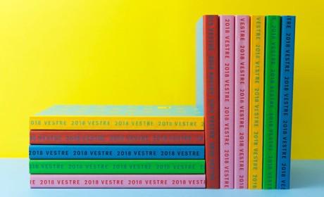Vestre户外家具制造商2018目录画册设计