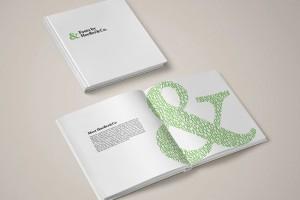 Hoefler&Co字体作品目录画册设计