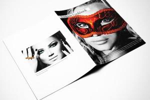 Advanced Vision时尚画册模版设计案例
