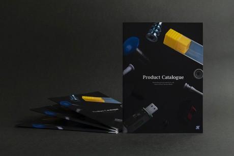 台湾翔笙精密工业有限公司画册设计