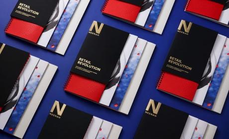 Neenah Paper纸业创意宣传画册设计欣赏