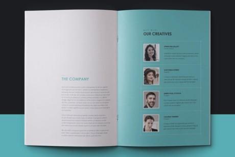 企业宣传册设计关键