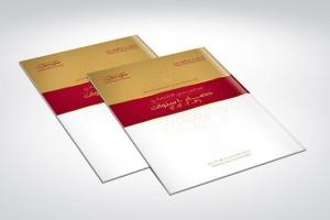 阿联酋设计师Prasanth品牌画册设计