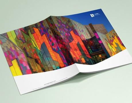 高级画册设计怎么运用图片和文字
