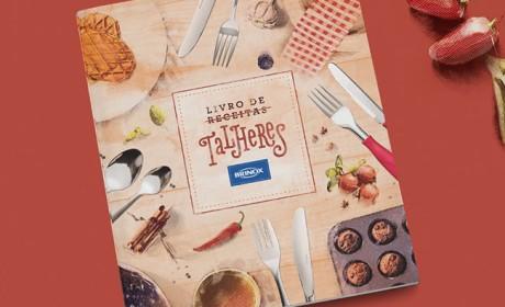 Brinox餐具品牌画册设计欣赏