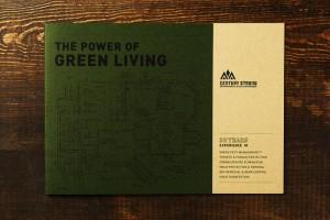 香港Century Strong世壮环境与害虫管理公司30周年画册设计