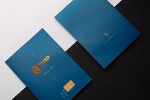 画册宣传册设计如何做减法设计