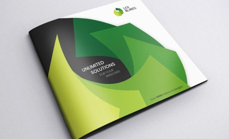 LEX BLINDS企业目录画册设计欣赏