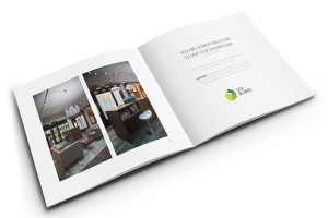 企业产品宣传册设计的首要特色