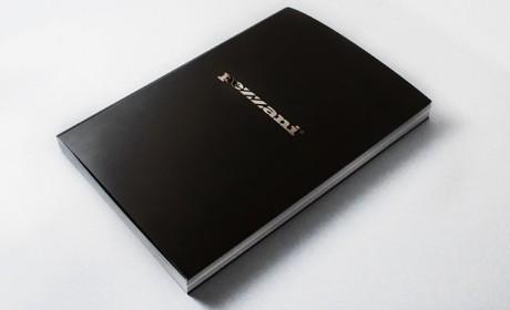 意大利Pezzani家具品牌目录画册设计
