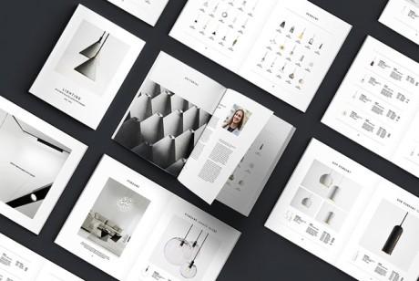 公司画册设计需把握哪些技巧