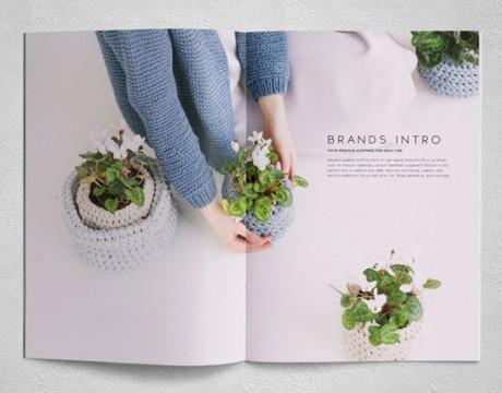 企业宣传册设计方法