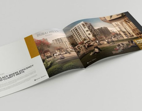 产品画册设计怎样表现企业特征