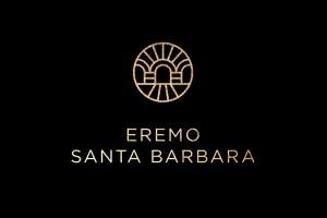 民宿品牌形象设计Eremo Santa Barbara乡村农舍