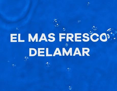 海鲜品牌形象设计Delamar海鲜公司