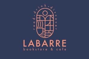 咖啡品牌形象设计的基本要素是什么(Labarre咖啡书屋)