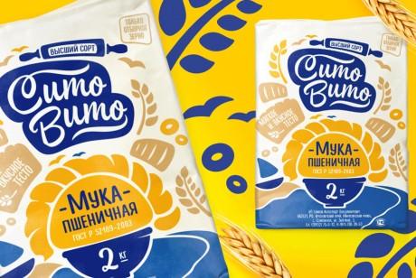 深圳面粉包装设计帮助产品卖货的力度有多大