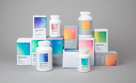 保健品包装设计公司对维生素产品包装设计中所表现的谨慎的态度